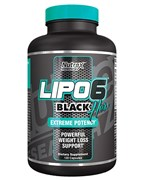 Nutrex Lipo6 Black Hers 120 капсул