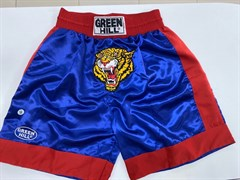 Шорты для Тайского бокса Green Hill