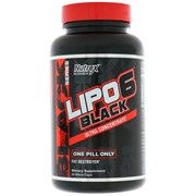 Nutrex Lipo6 Black Ultra Concentrate 60 капсул