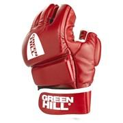 Перчатки ММА GREEN HILL COMBAT SAMBO (кожа)
